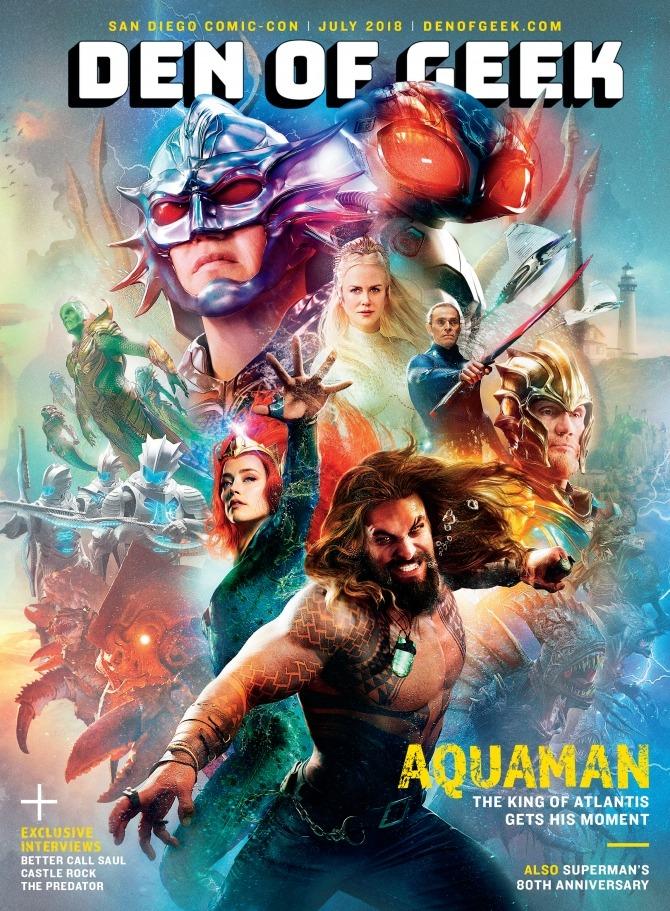 Portada Aquaman