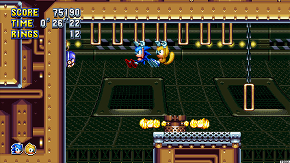 Sonic Mania Plus for PS4, Xbox One, PC and Nintendo Switch