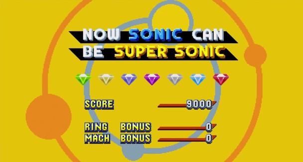 Sonic Mania Plus - Super Sonic
