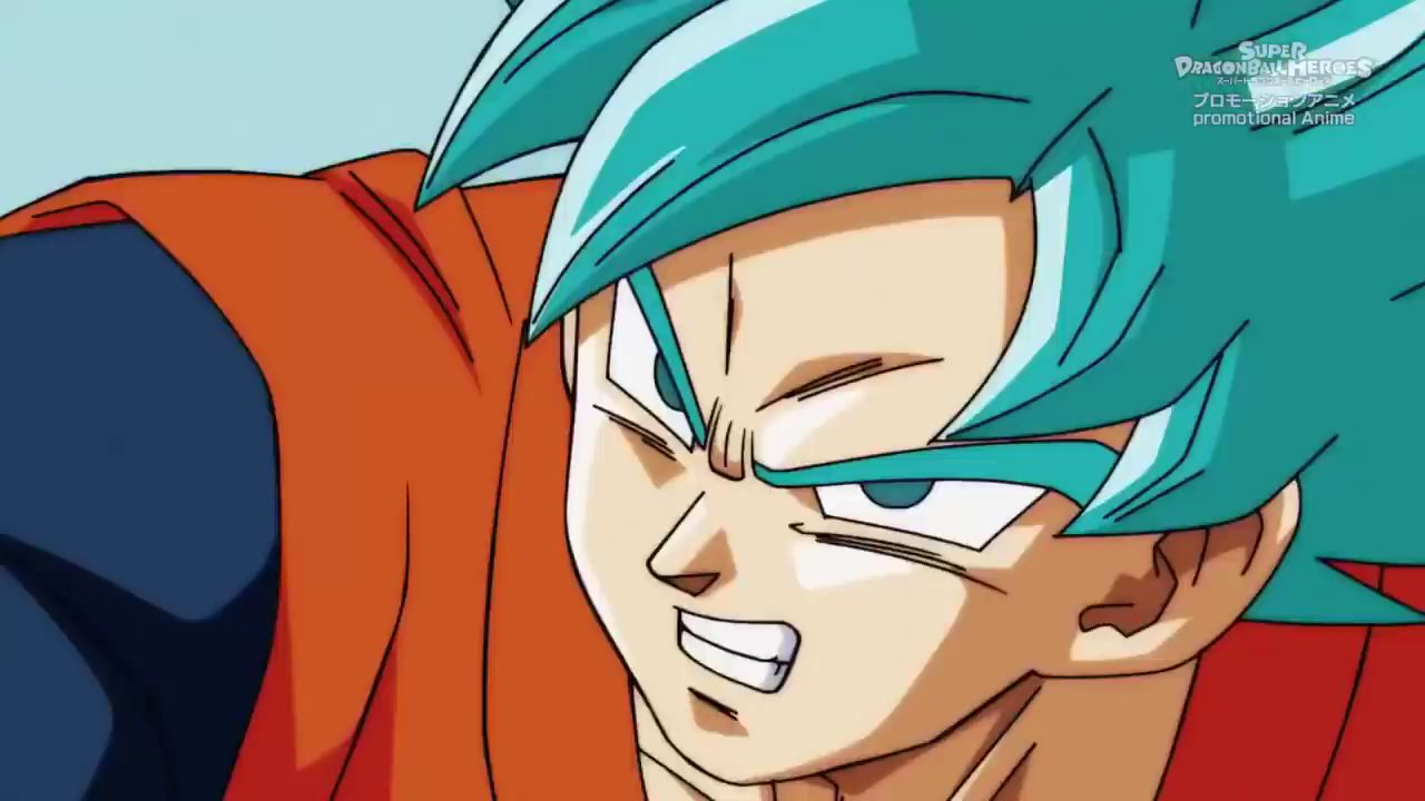 Super Dragon Ball Heroes episodio 1
