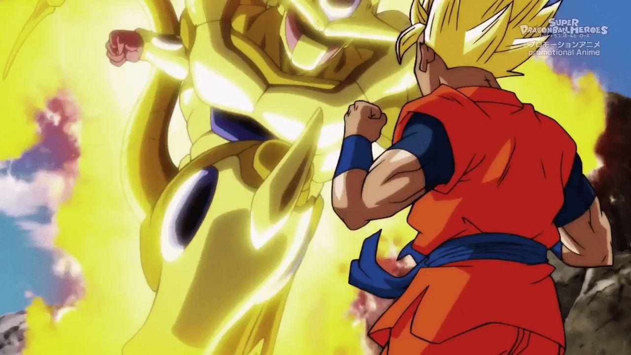 Super Dragon Ball Heroes episodio 2
