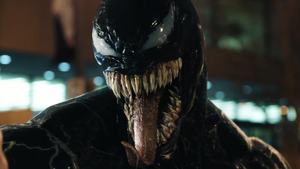 ¿Quién es el simbionte que aparece al final del tráiler de 'Venom'?