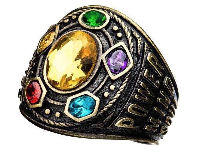 Anillo Thanos