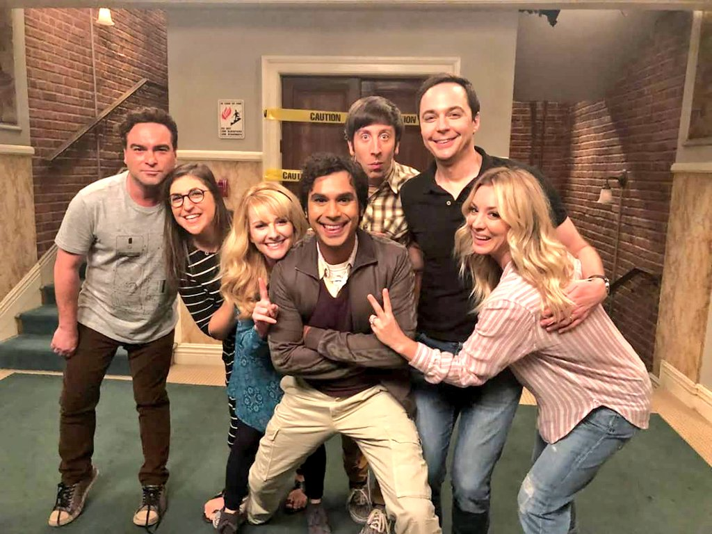 Universo de The Big Bang Theory transita hacia su definitiva extinción
