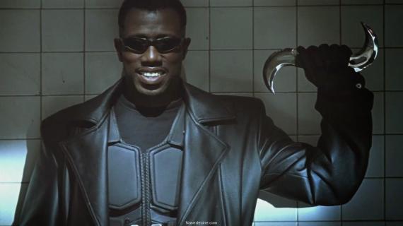 Así sería el Blade de Wesley Snipes dentro del Universo Cinematográfico Marvel