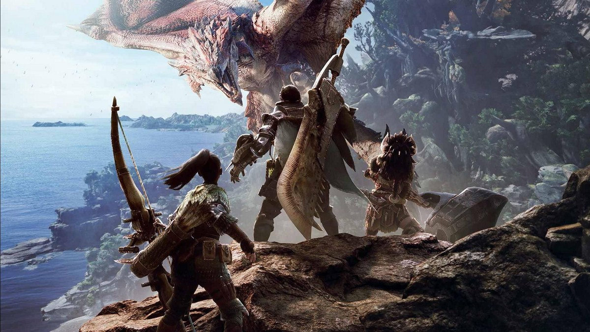 Monster Hunter World en PC