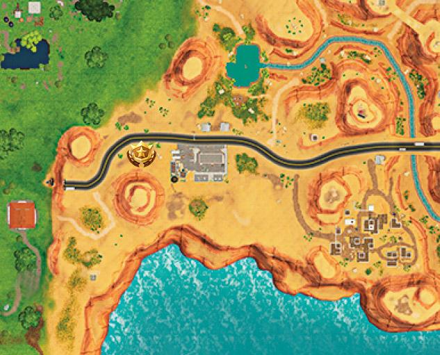 Desafio Viaje Por Carretera Semana 4 Mapa