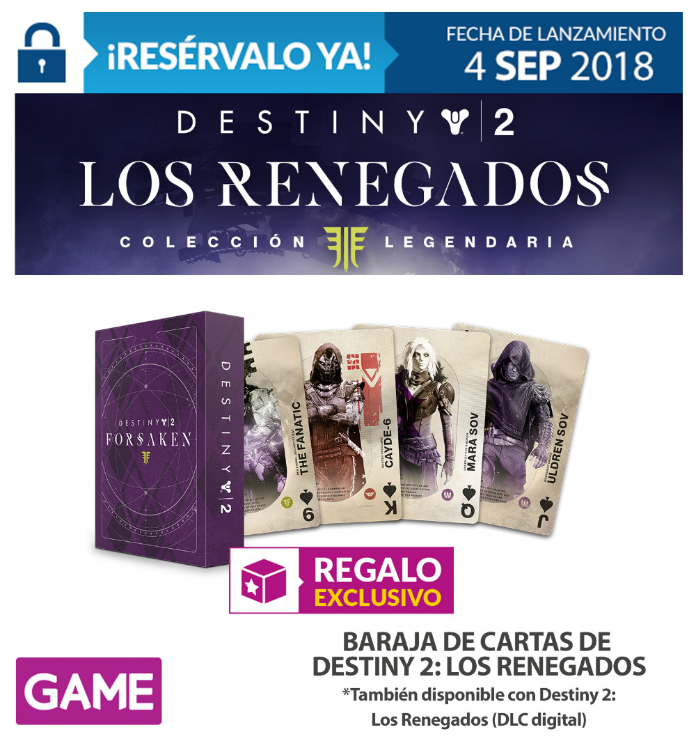 Destini 2 La Colección Legendaria en GAME