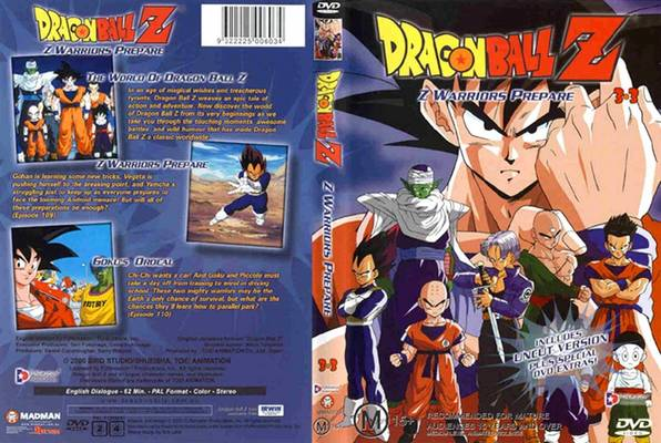 Dragon Ball películas, OVAS y especiales