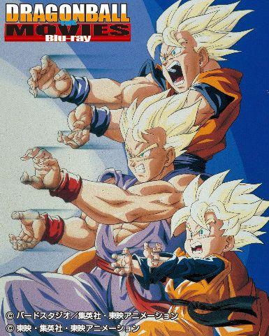 Dragon Ball películas