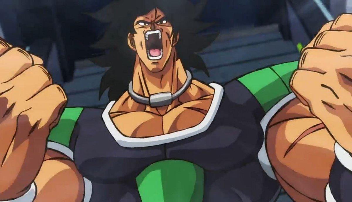 Dragon Ball Super Broly Tatsuya Nagamine