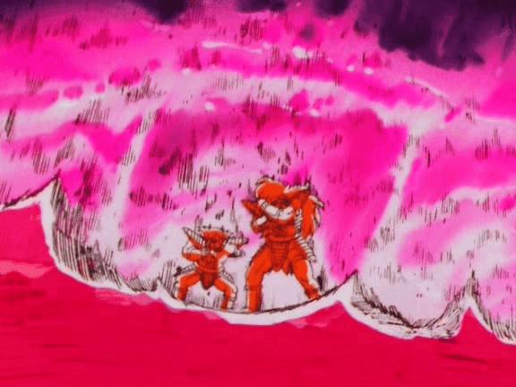 Dragon Ball Z capítulo 17