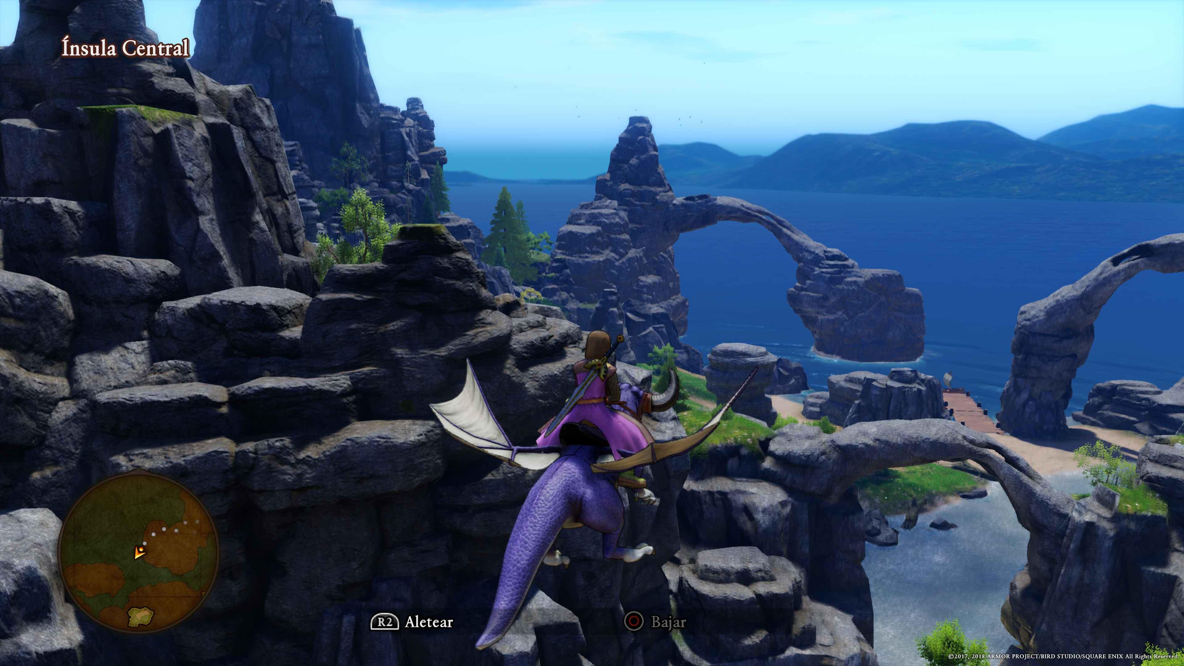 Dragon Quest XI Ecos de un Pasado Perdido