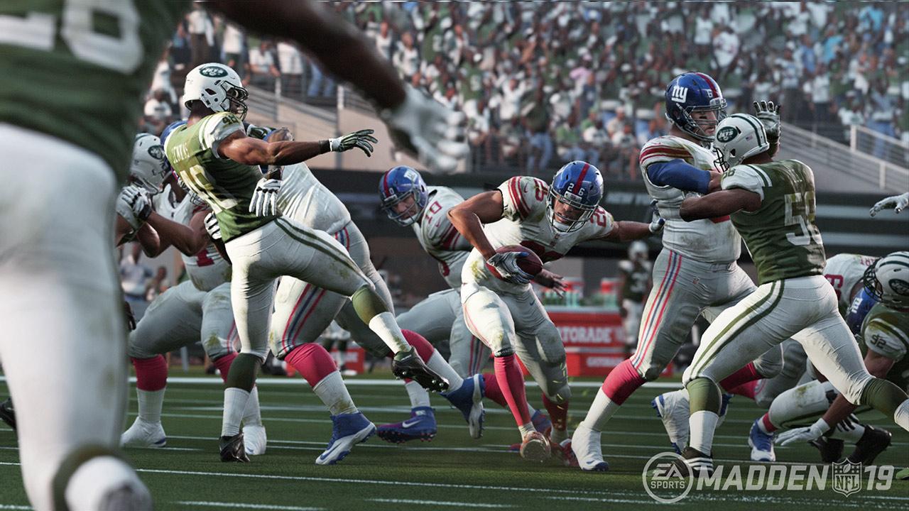 Analisis De Madden Nfl 19 Para Playstation 4 Xbox One Y Pc