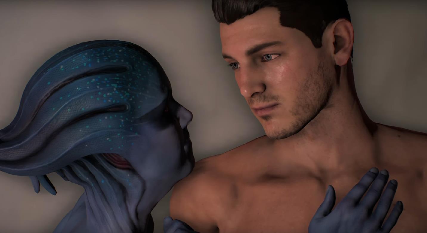 Mass Effect Andromeda Sexo