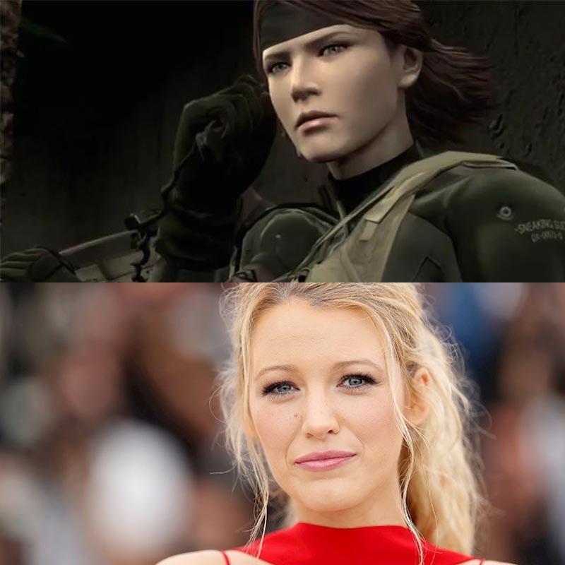 Metal Gear Solid - Nuestro fancast de la película