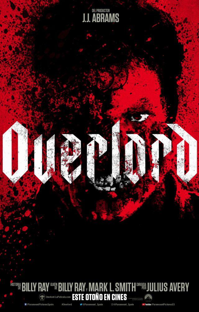 Overlord - Póster oficial de la película
