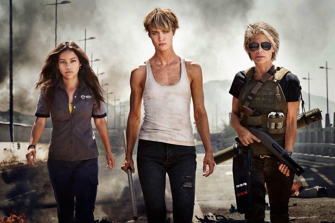 Productor de 'Terminator 6' revela el primer título oficial de la película