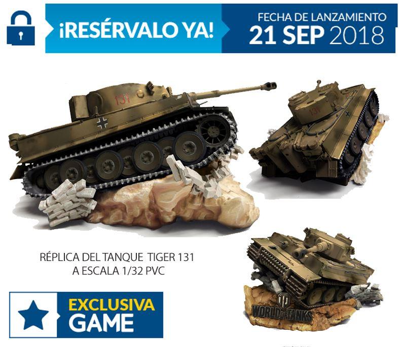 World of Tanks Edición Coleccionistas