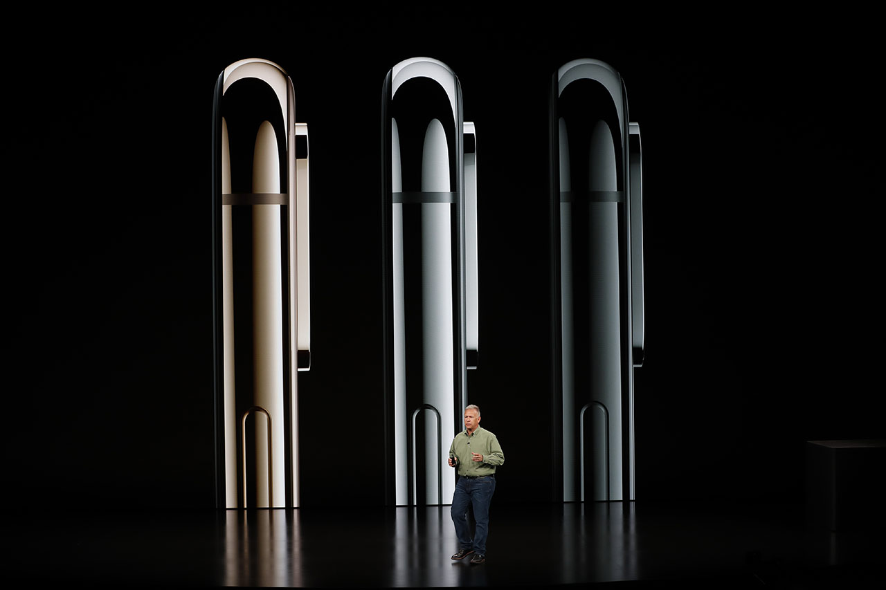 Apple iPhone XS Presentación Apple