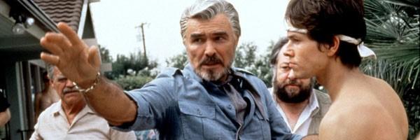 Burt Reynolds en la película Boogie Nights