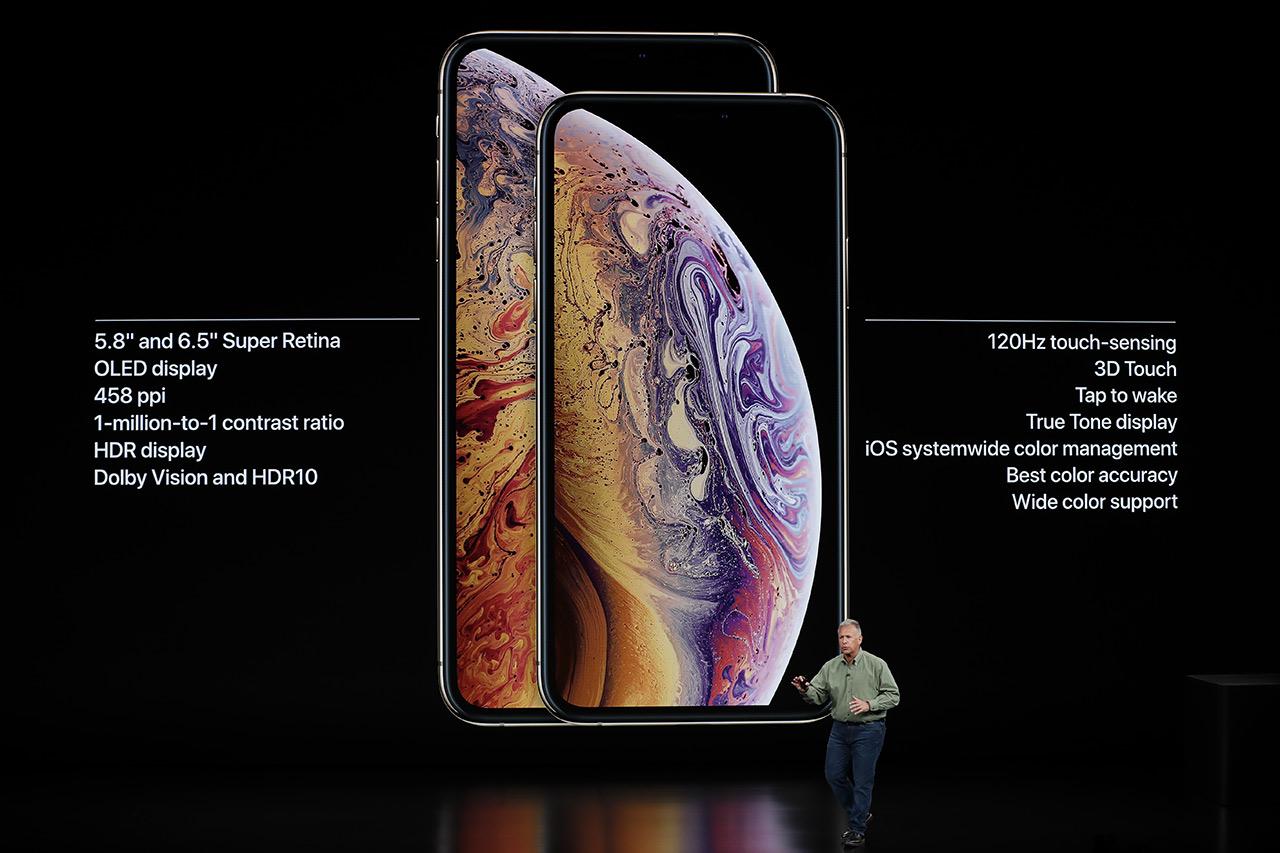 Caracteristicas tecnicas iPhone XS