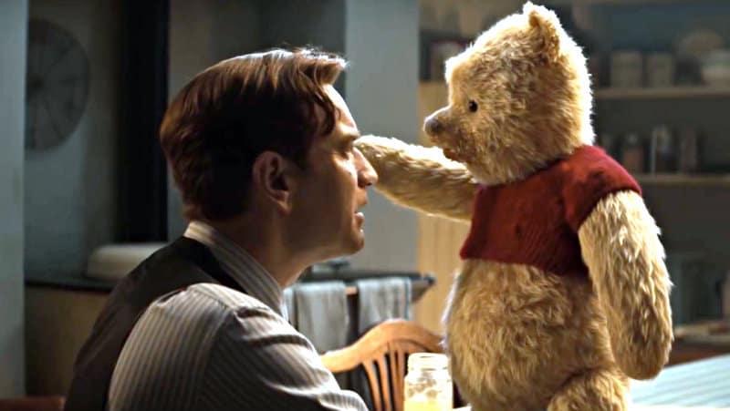 Christopher Robin - El live action de Winnie The Pooh