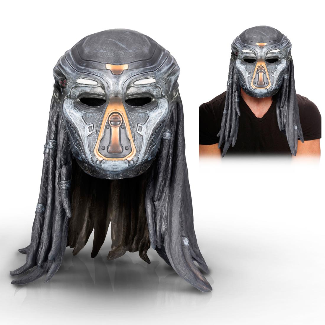 Concurso Predator máscara