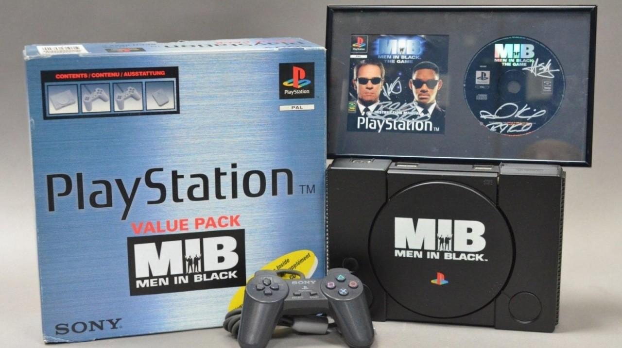 PlayStation Men in Black