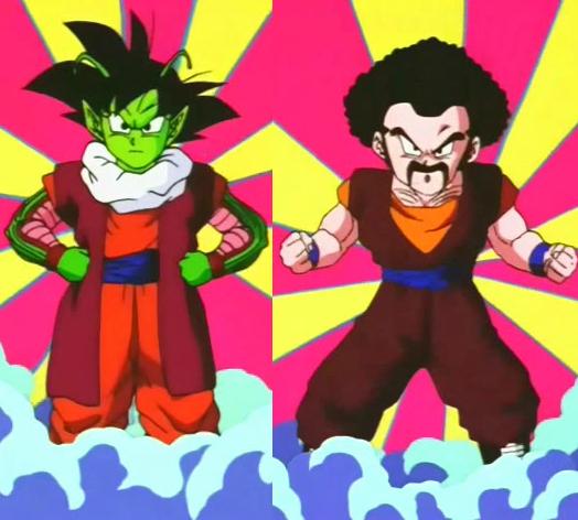 Dragon Ball Z Fusiones