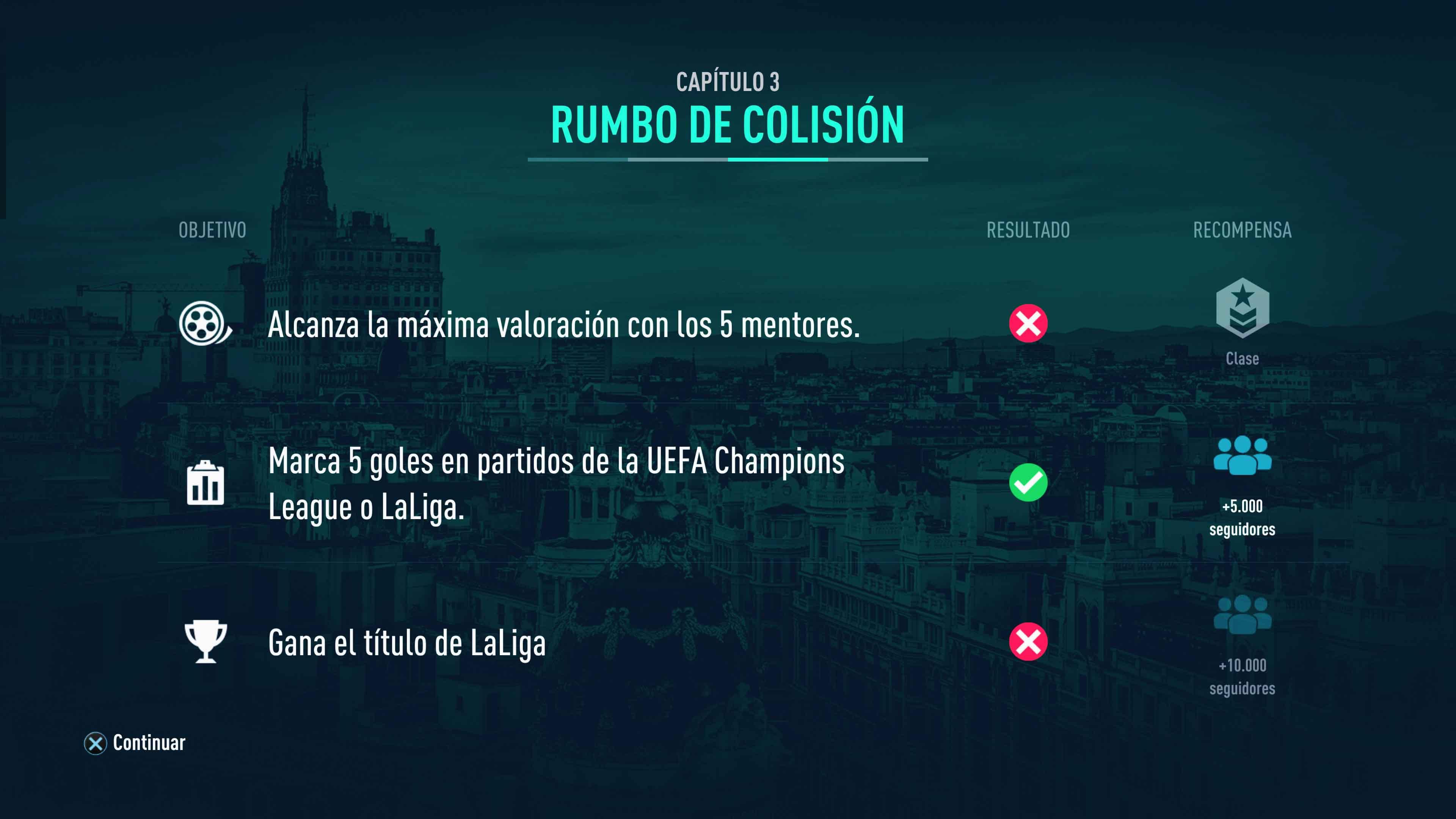 FIFA 19 El Camino
