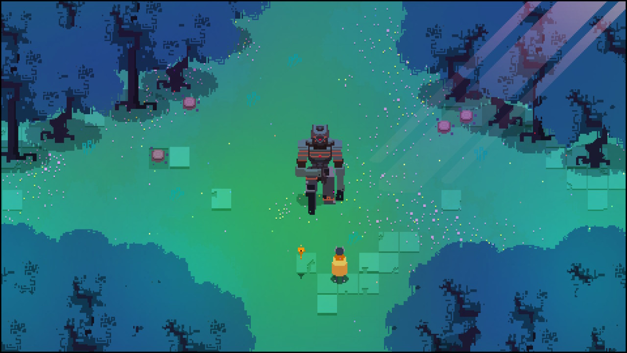 Hyper Light Drifter Nintendo Switch