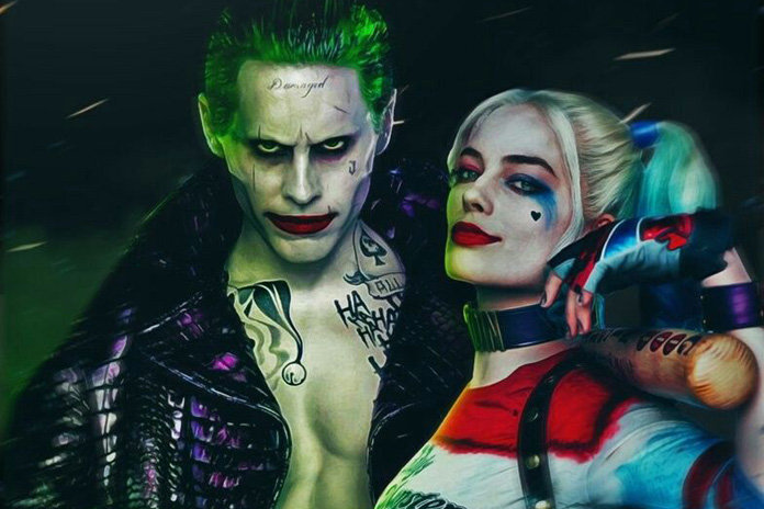 Joker y harley quinn sus guionistas narran el comienzo for Fondo de pantalla joker hd