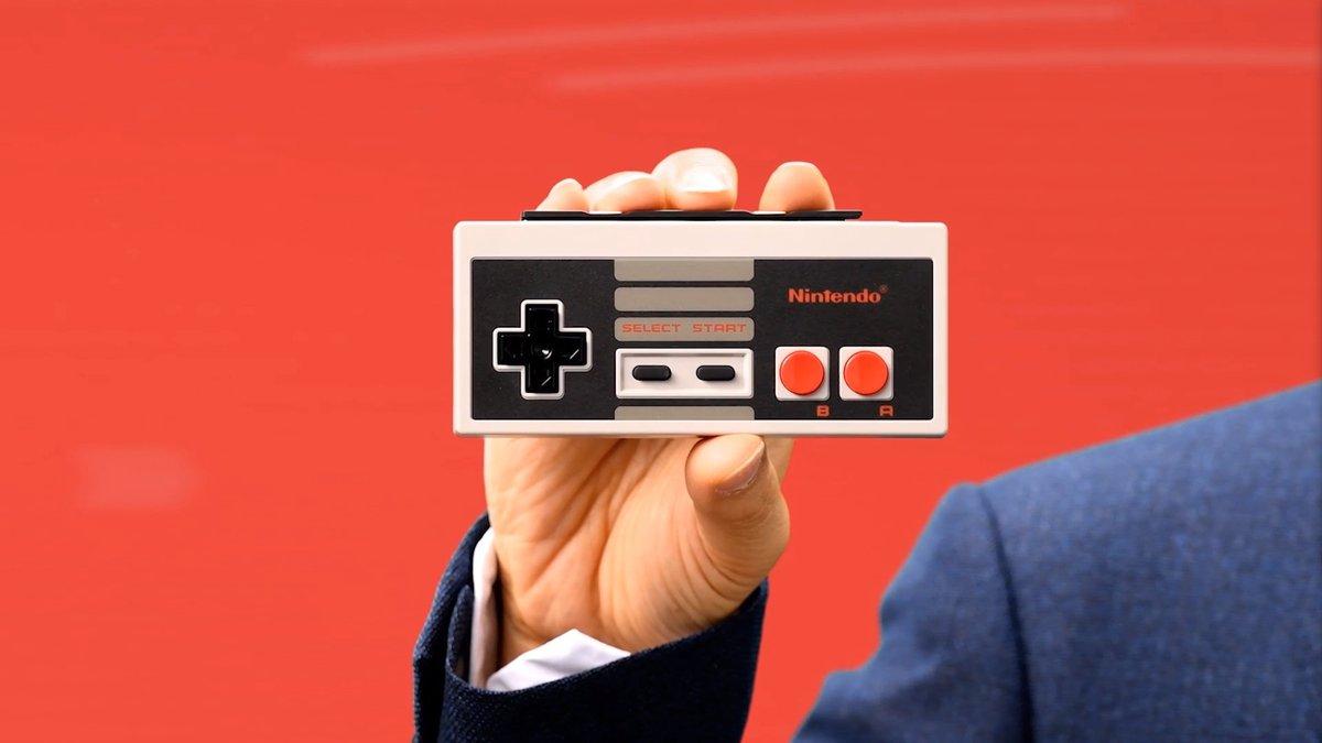 Joy-Con NES