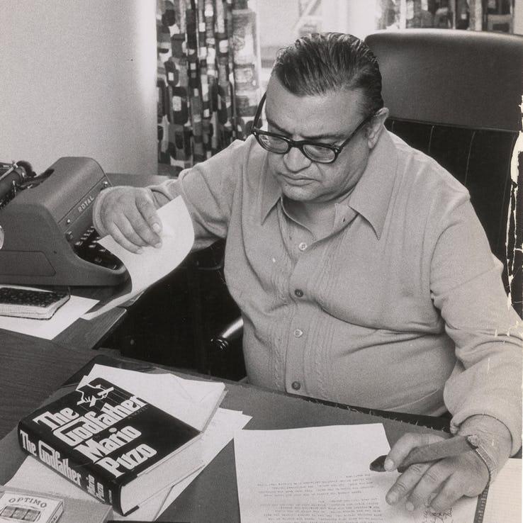 Mario Puzo El Padrino