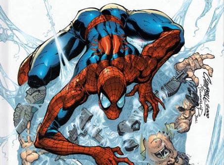 Marvel Saga Spider-man