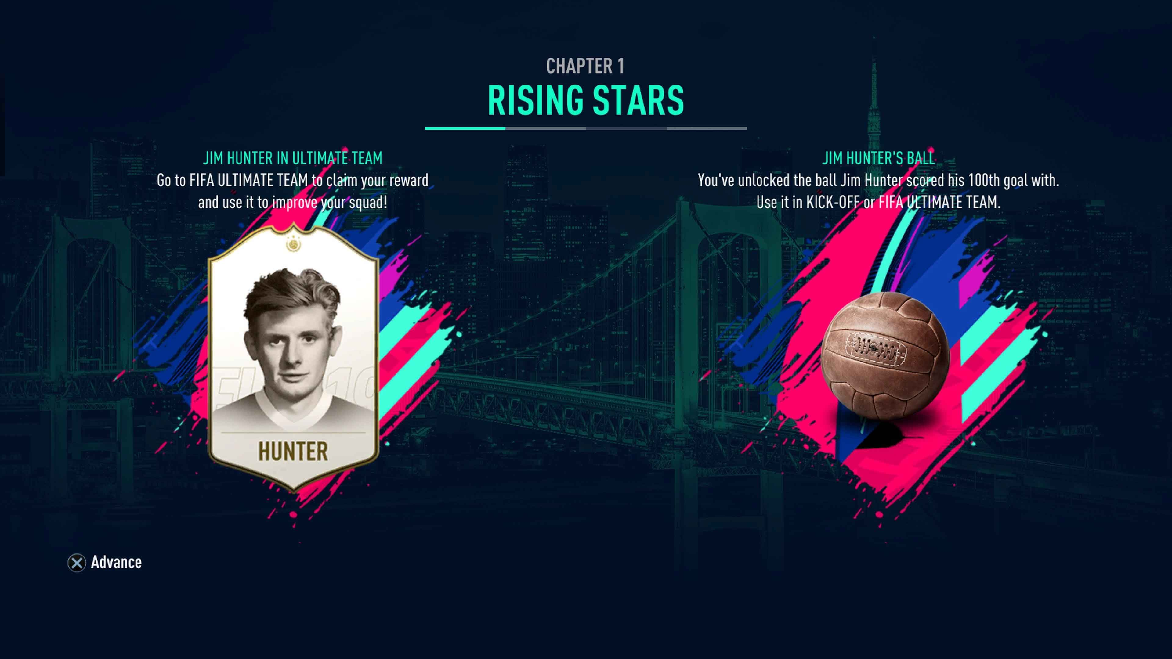 Modo Historia FIFA 19