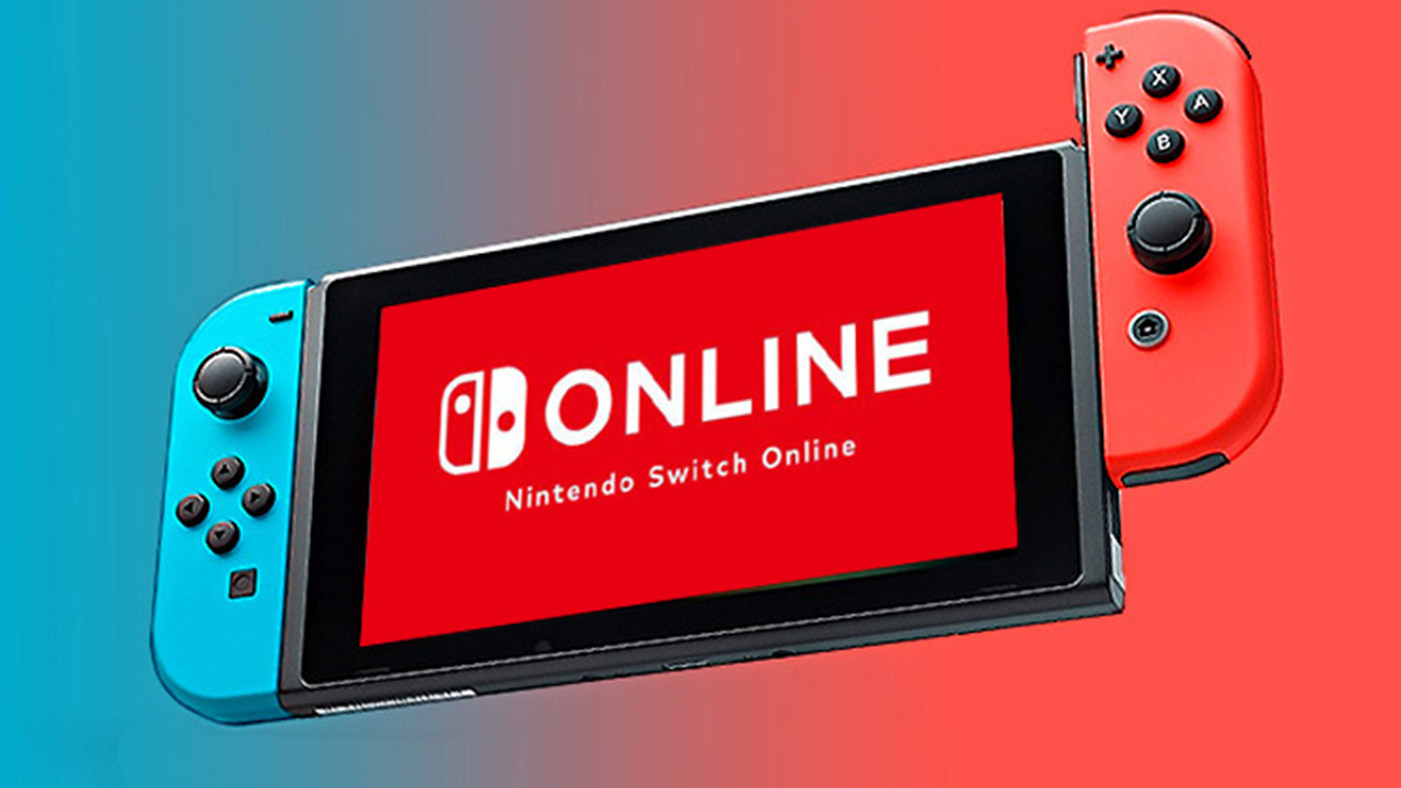 Suscribete a Nintendo Switch Online por 12 meses con Amazon/Twitch Prime