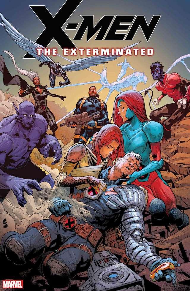 Portada del cómic X-Men: The Exterminated