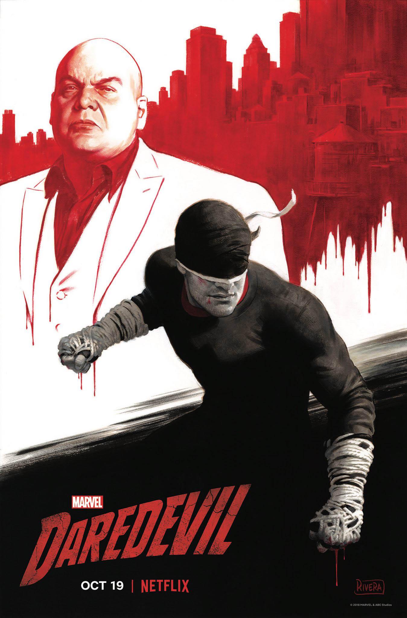 Daredevil Temporada 3 Subtitulado // Latino // Castellano