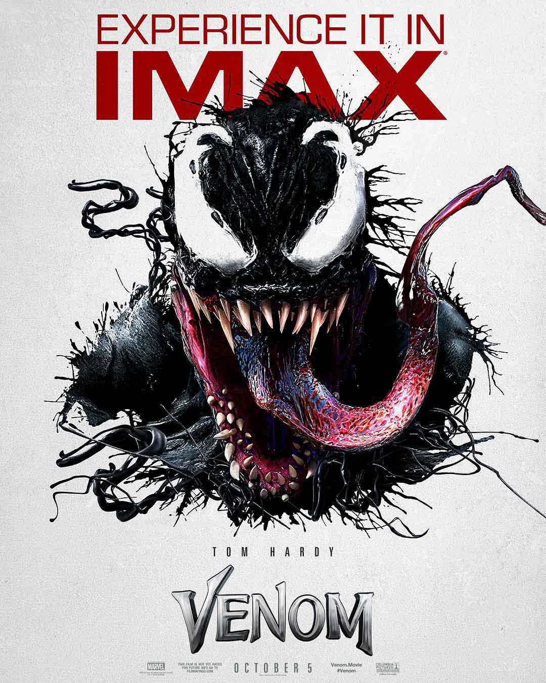 Poster Venom IMAX