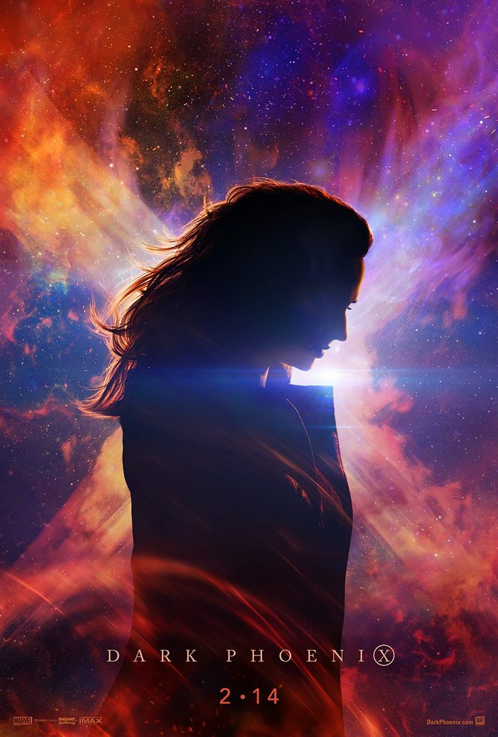 Póster X-Men Dark Phoenix