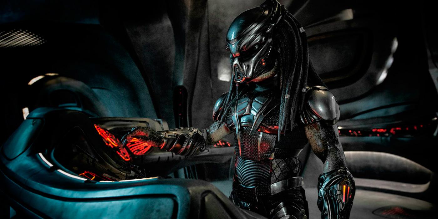 Predator vuelve al cine