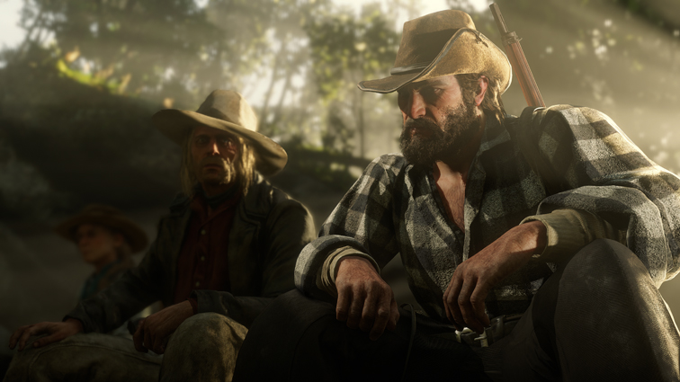 Red Dead Redemption 2 impresiones 10