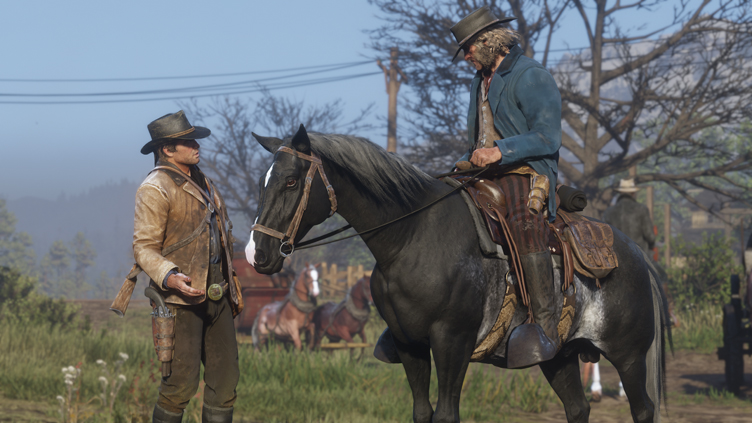 Red Dead Redemption 2 impresiones 12