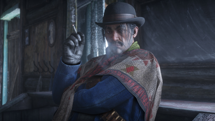 Red Dead Redemption 2 impresiones 14