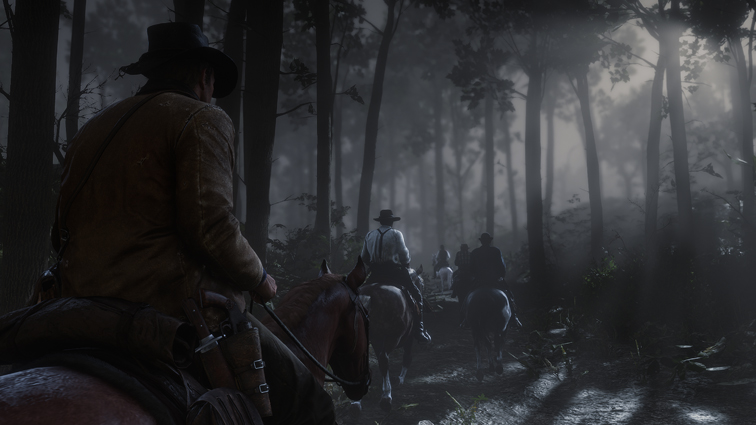 Red Dead Redemption 2 impresiones 15