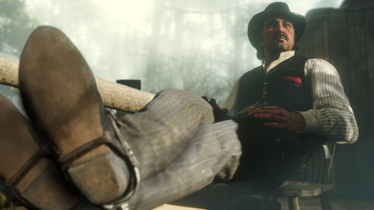 Red Dead Redemption 2 impresiones 16
