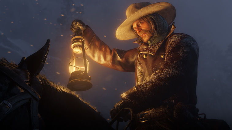 Red Dead Redemption 2 impresiones 4