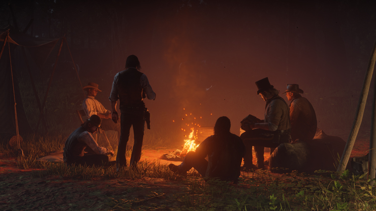 Red Dead Redemption 2 impresiones 8